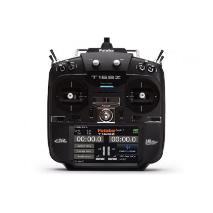 Futaba 16SZ 16 Channel 2.4GHz Radio Transmitter & R7008SB Receiver (Mode 2)