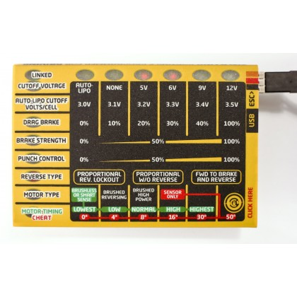 Castle Creations Field Link Programmer for Driving 010-0063-00