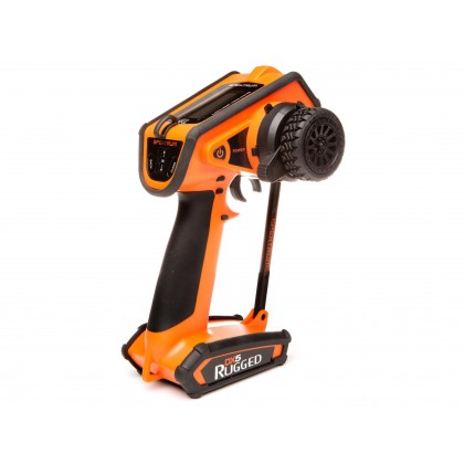 Spektrum DX5 Rugged DSMR TX Only - Orange SPMR5200OEU