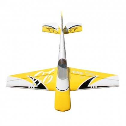 "Pilot RC Laser 103"" CF Version Yellow/White/Black PIL600"