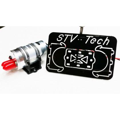 Fuel Pump Mounting Bracket 25mm Pump Click Holder from STV-Tech 015-02