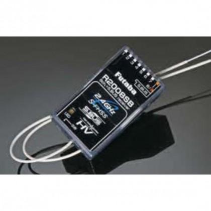 Futaba R2008SB 8 Channel Receiver (S-FHSS) 2.4GHz