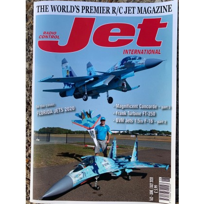 RC Jet International Magazine June / July 2020