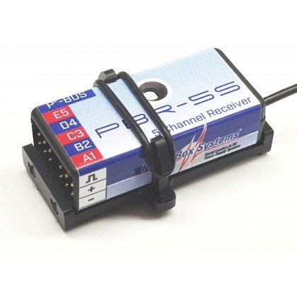 PowerBox Core PBR-5S Receiver Click Holder from STV-Tech 013-61