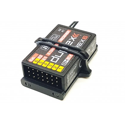 Jeti Model Rex 6 & 6 Assist Click Holder from STV-Tech 013-25