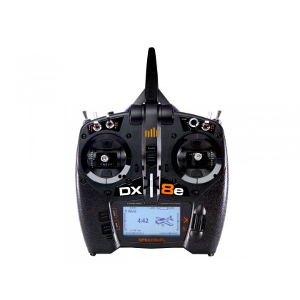 Spektrum DX8e 8 Channel Transmitter Only SPMR8105EU