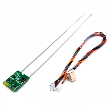 Spektrum DSMX SRXL2 Serial Micro Receiver SPM4650