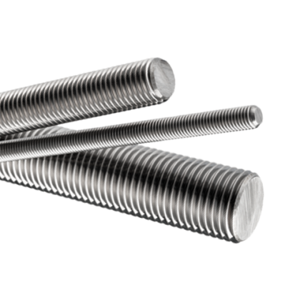"M2 Stainless Steel Threaded Rod Studding M2 x 1000mm (39"")"
