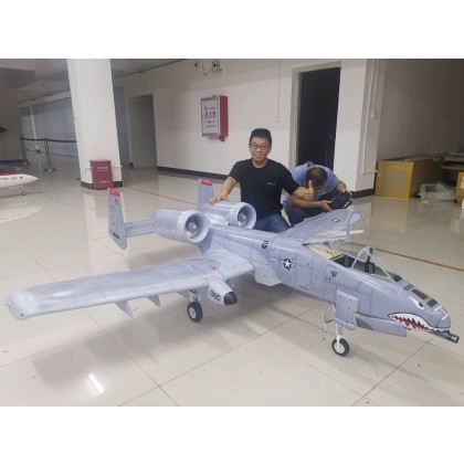 T-One Models A-10 1/7th Scale Jet A10