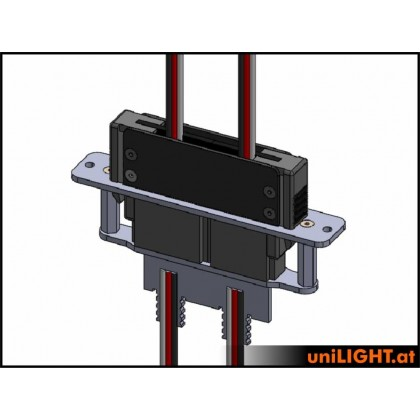 UniLight UniConnect Cable Connection Set 9 Primary 4 Secondary RTR (3 Servo)