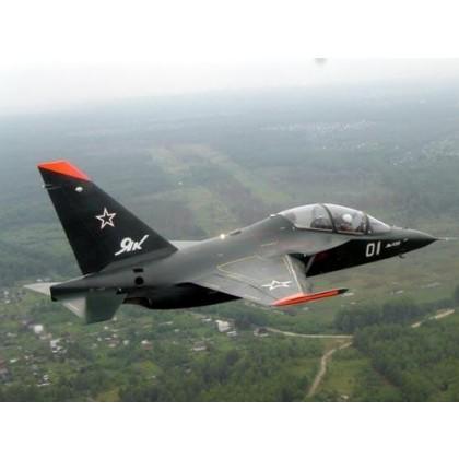T-One Models Yak 130 1/5.5 Scale Jet