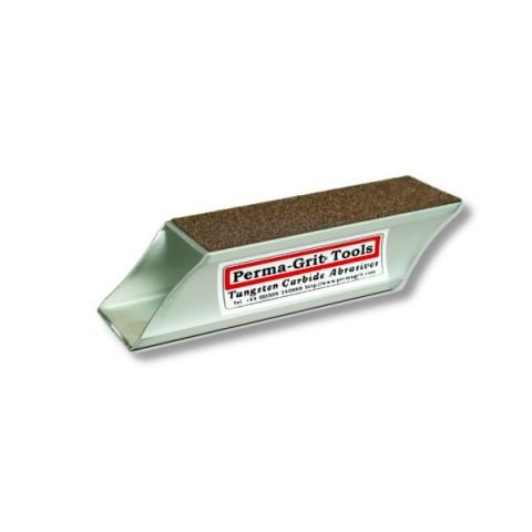Perma-Grit Sanding Block Wedge 140mm x 51mm Coarse / Fine Grit WB140 PermaGrit