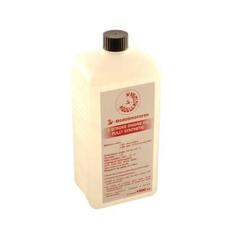3W 2 Stroke Synthetic Oil for Petrol Engines 10.100.851