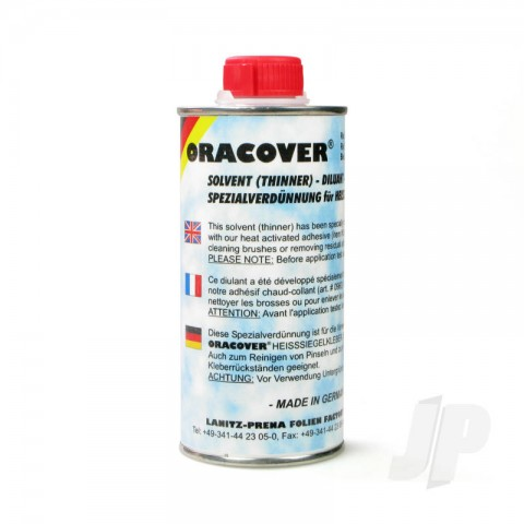 ORACOVER Special thinner for Iron-on adhesive (250 ml) For 0960 & 0980 Adhesives 250ml 5524786