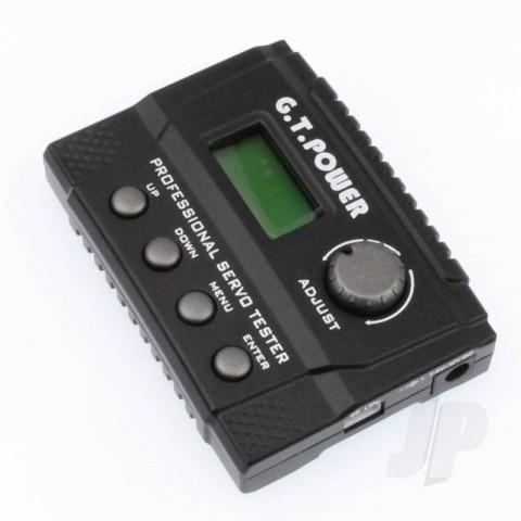 GT Power Professional Digital Servo Tester GTP0029