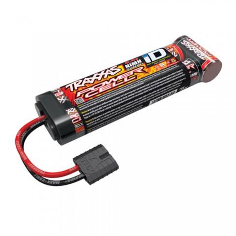 Traxxas Battery Power Cell 3000mAh (NiMH 7-C flat 8.4V) TRX2923X