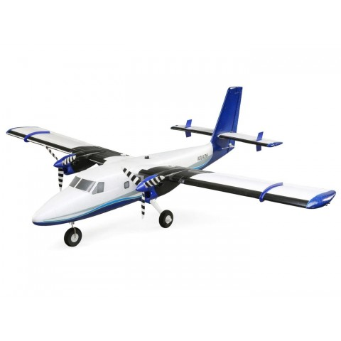 E-Flite Twin Otter 1.2m With Floats PNP EFL30075