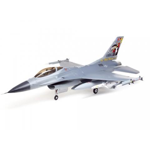 E-Flite F-16 Falcon 80mm EDF ARF+ (No Power Setup or Receiver) EFL87870