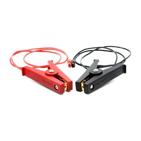 Dynamite DC Power Cord with Croc Clips For C3000 And C3010 Chargers DYNC1103