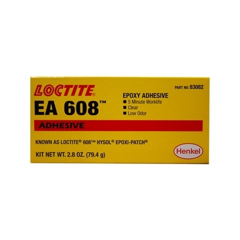 Loctite Hysol EA608 Epoxy 39g Tubes