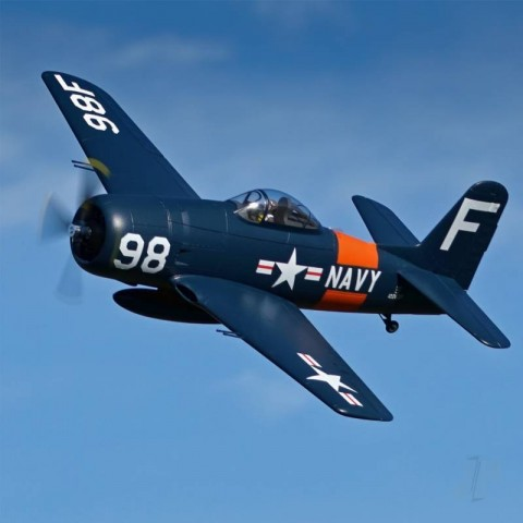 Arrows Hobby F8F Bearcat PNP with Retracts (1100mm) ARR005P