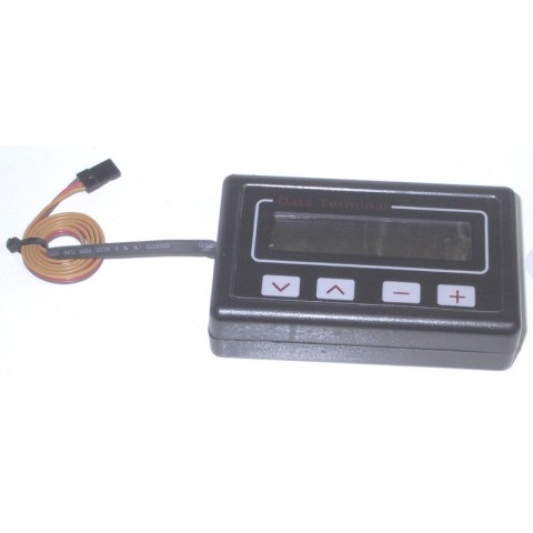 Xicoy Data Terminal-Box V10-Servo lead (HDTBOX10) Ideal for programming Electron products