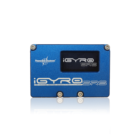 PowerBox iGyro SRS 3-Axis Gyro W/GPS, Sensor Switch & USB 3510