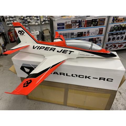 Harlock RC Viper Jet 140 Kit in Red