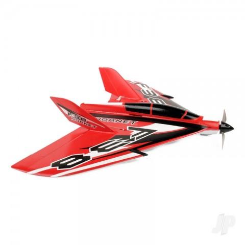 JP F-38 Delta Racer PNP Red (800mm) JPDF1200R