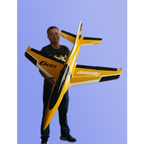 The Micro T1 Fortune Jet By T-one Models