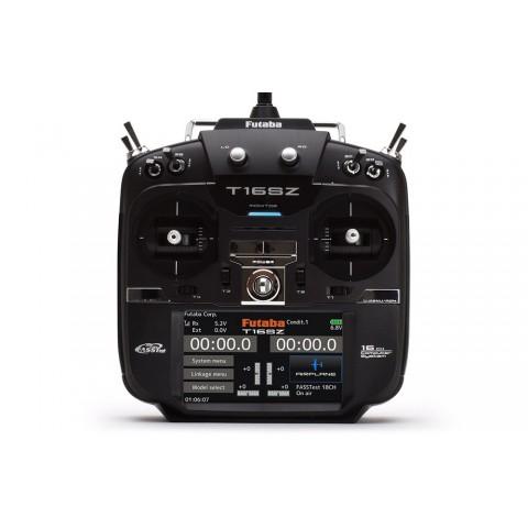 Futaba 16SZ 16 Channel 2.4GHz Radio Transmitter & R7008SB Receiver (Mode 1)