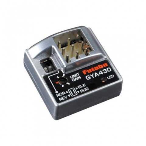 Futaba GY430 Gyro - Mems Aero Single Output (AVCS)