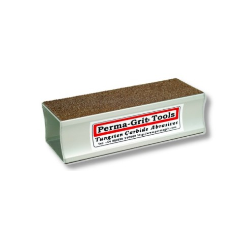 Perma-Grit Sanding Block Flat 140mm x 51mm Coarse / Fine Grit SB140 PermaGrit