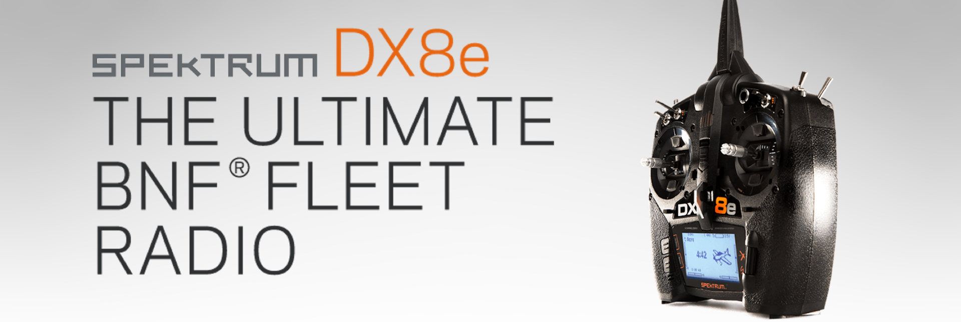 Spektrum dx8e